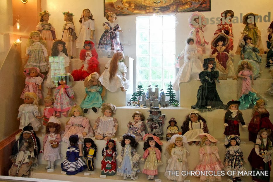 Ocean View Park Restaurant And International Doll House A Must Do