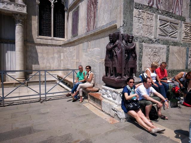 Venice basilica