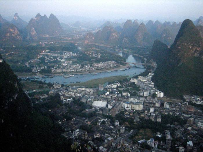 Yangshuo County is a county in Guilin, Guangxi Province, China.