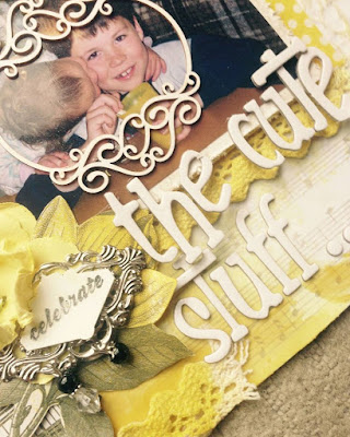 Scrapbooking Celebrate Layouts