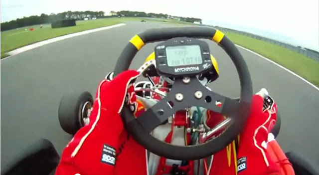 Kart 2011 onboard video