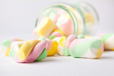 Malvaviscos - Bombones - Marshmallows