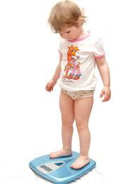 Recetas para bajar de peso en niños