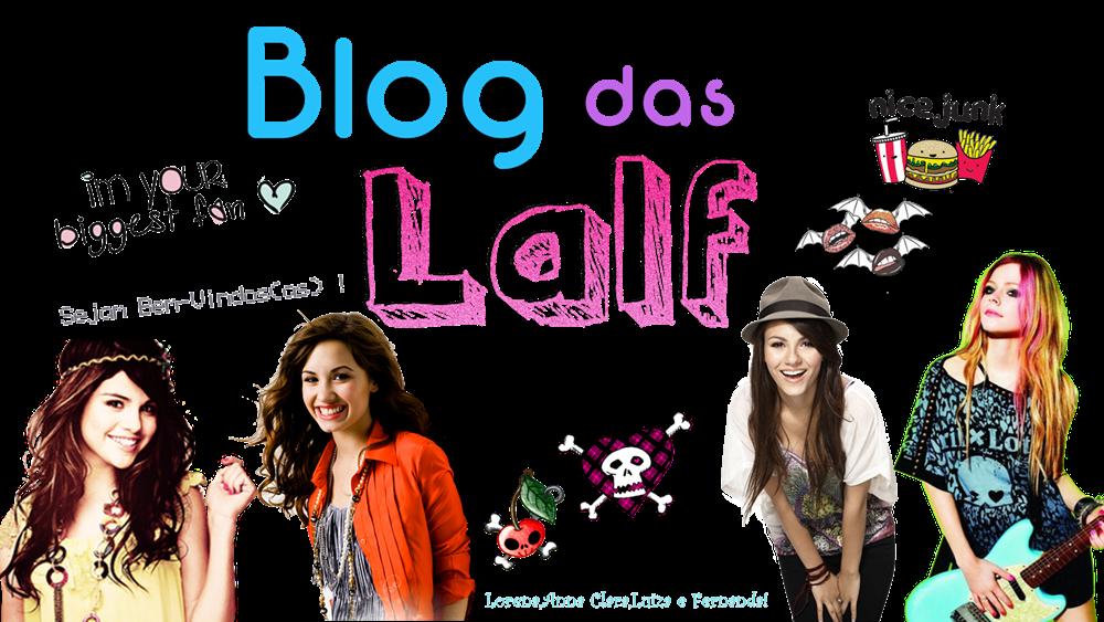 Blog das Lalf