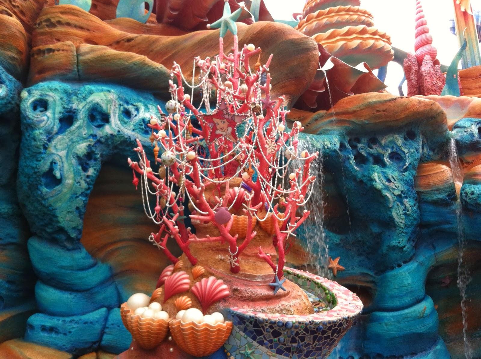 Ariel's Christmas Tree