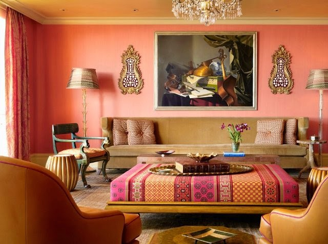 new tips to Living in oriental style
