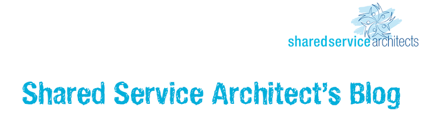 Shared Service Architect's Blog