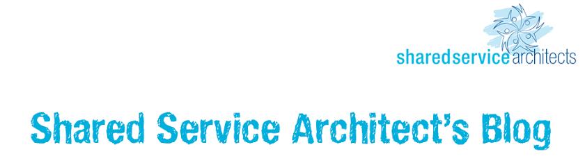 Shared Service Architect's Blog