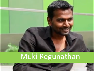 Muki Regunathan -Lessons from Serial Entrepreneur