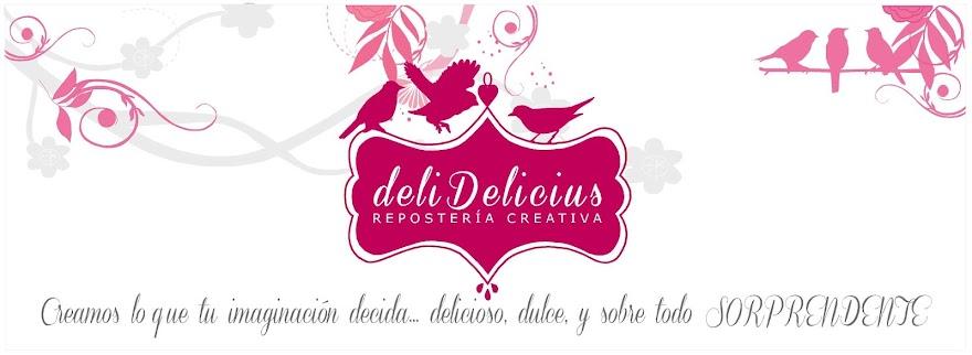 DeliDelicius!!!! Repostería creativa