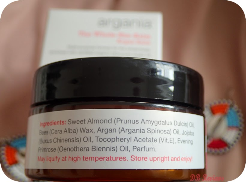 The Whole She-Balm Argan Balm from Argania