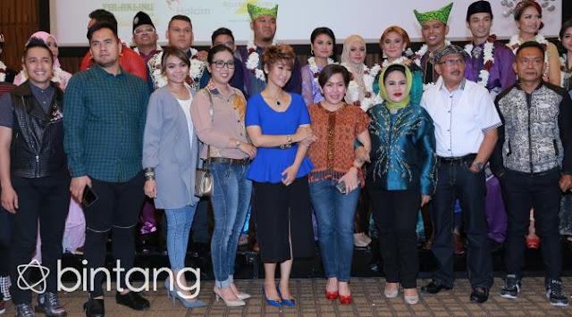 Daftar Nama Peserta D'ACADEMY ASIA di Indosiar Tayang 16 November 2015