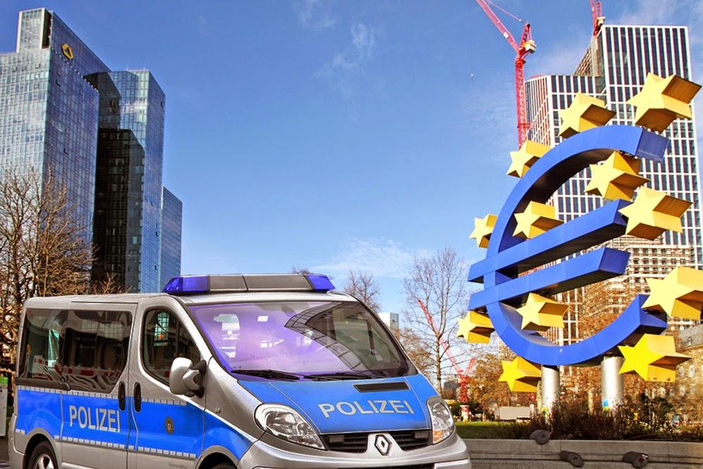 Attacked European Central Bank robber captured 1.14 trillion euros