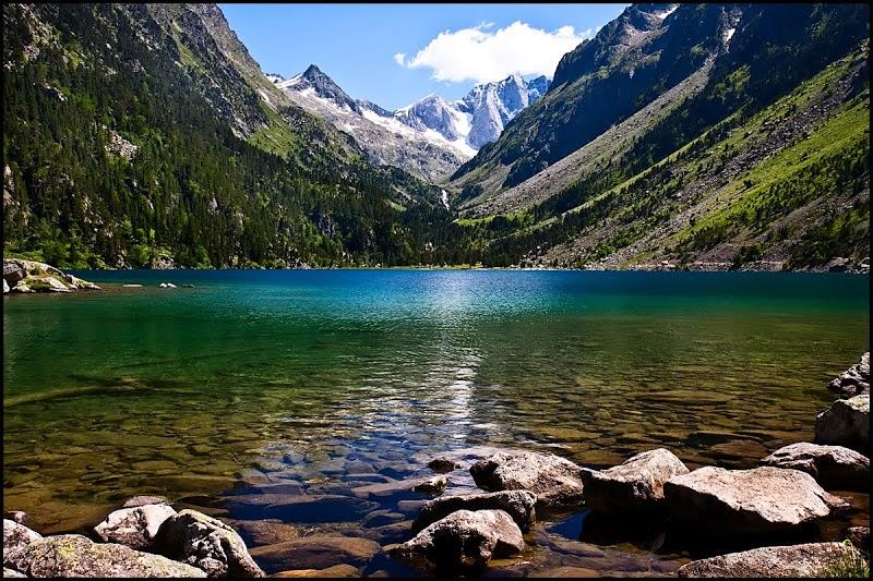 En blogg om våran lättviktsvandring genom Pyrenéerna. Vi kommer gå leden HRP (Haute Randonnée Pyré