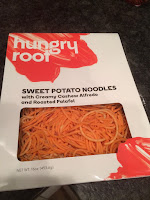 image of hungry root sweet potato noodles package