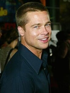 Garmin S Blog Brad Pitt Short Hair