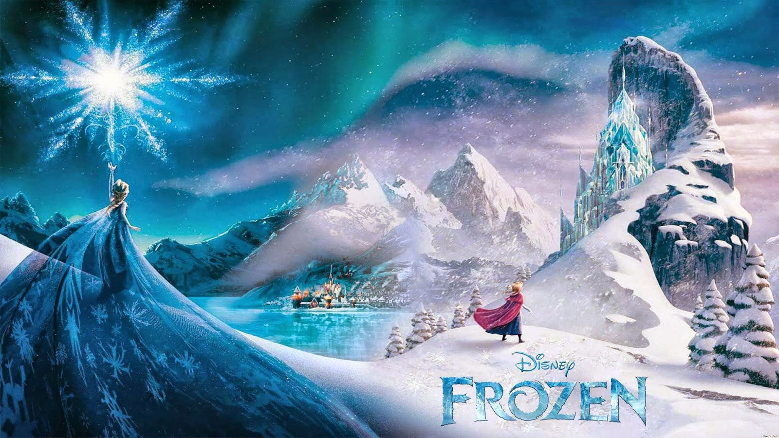 Frozen Wallpaper HD 1080p