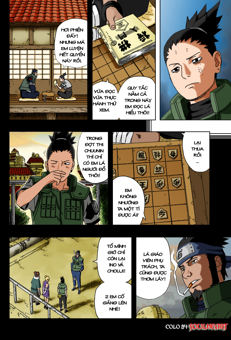 Naruto chap 328.Color Trang 12 - Mangak.info