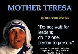 mothers teresa pictures