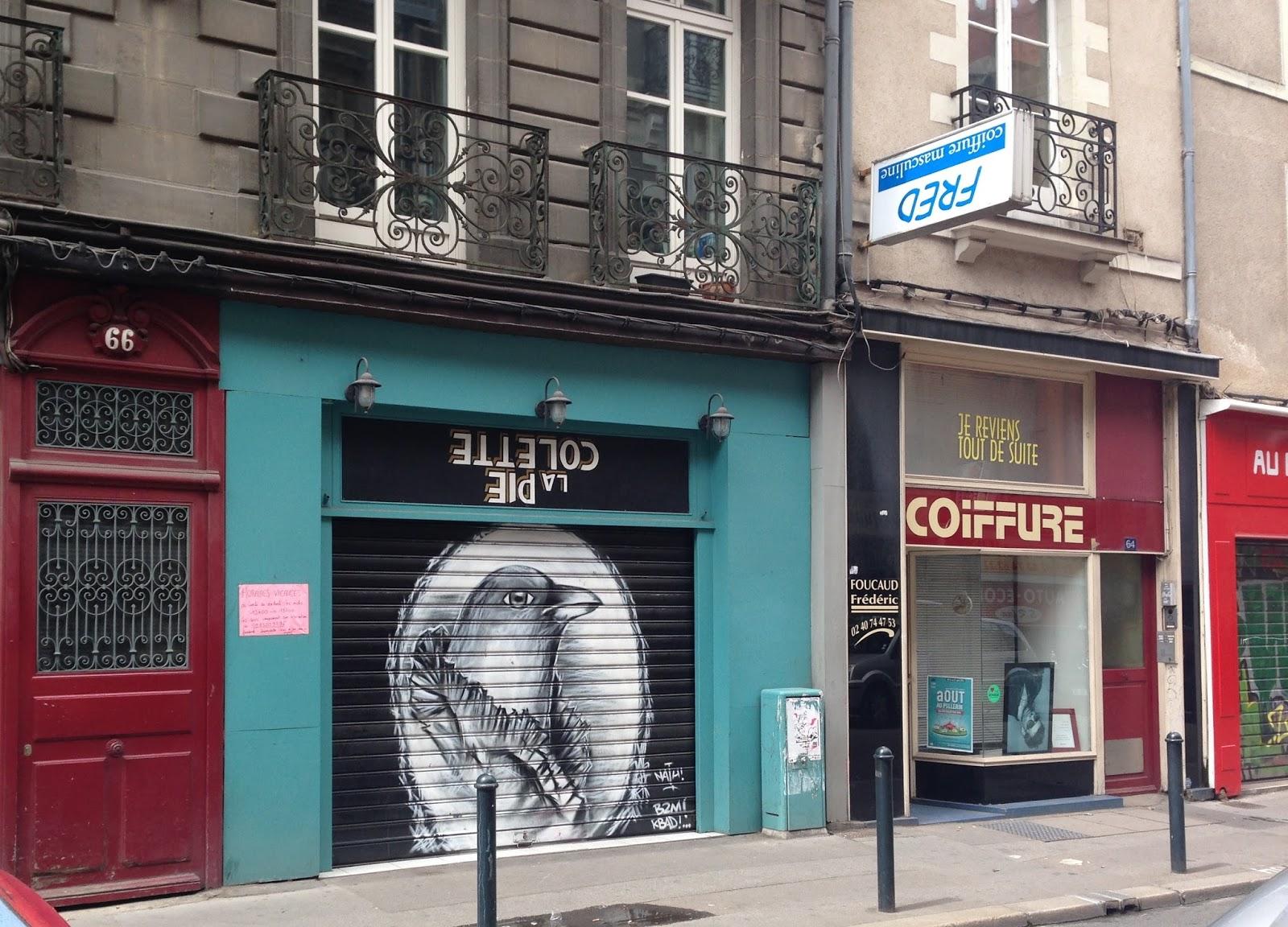 rue maréchal joffre nantes