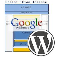 memasang google adsense di wordpress
