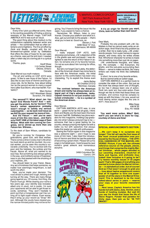 Captain America (1968) Issue #276 #192 - English 24