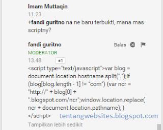kenapa blogspot.com berubah menjadi blogspot.co.id