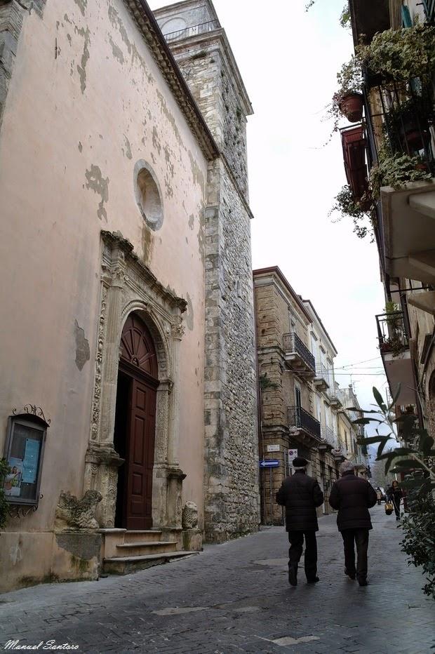 Guardiagrele, chiesa di San Nicola di Bari