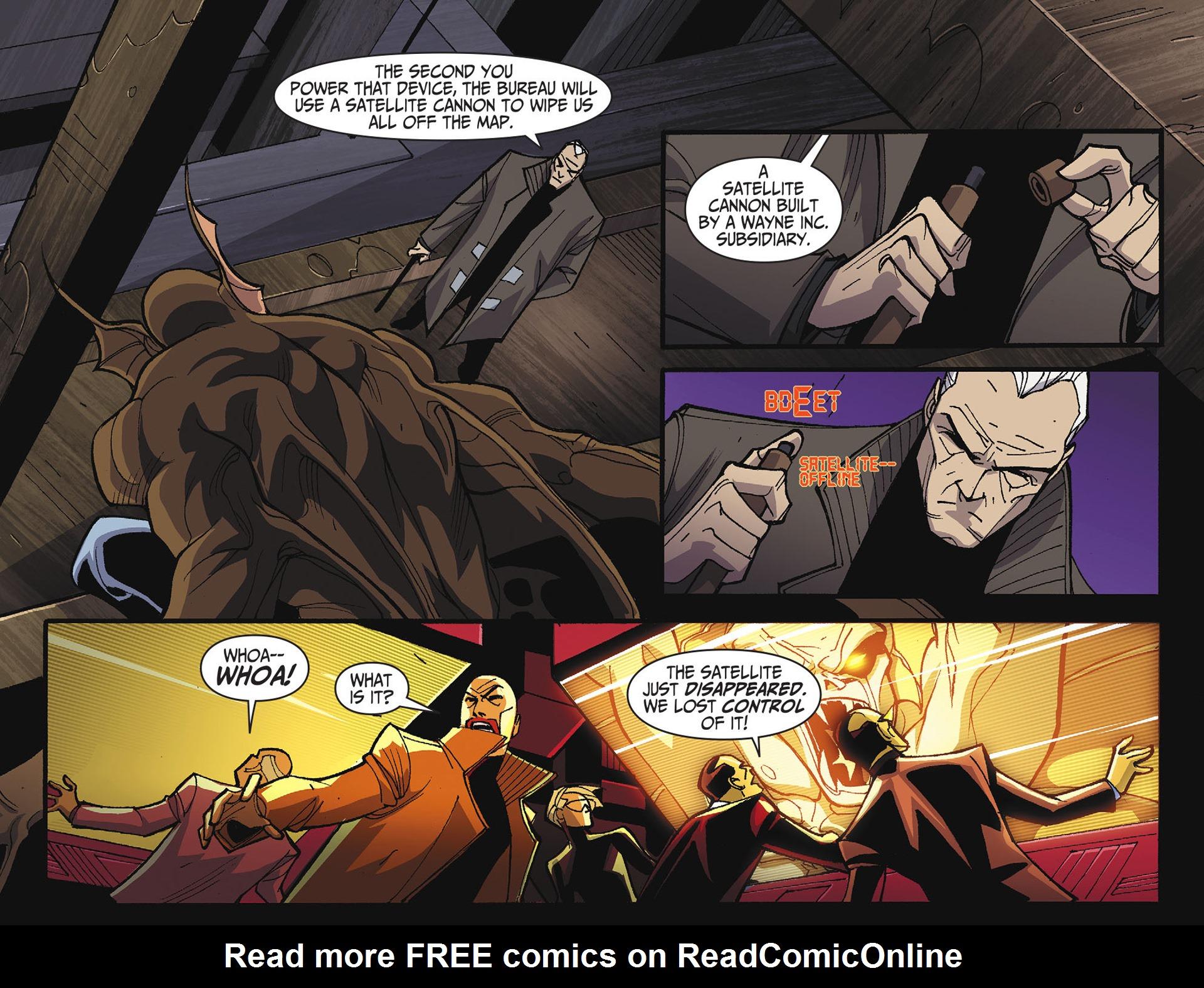 Batman Beyond 2.0 #14 #27 - English 19