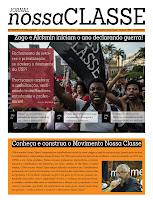 Jornal Nossa Classe USP