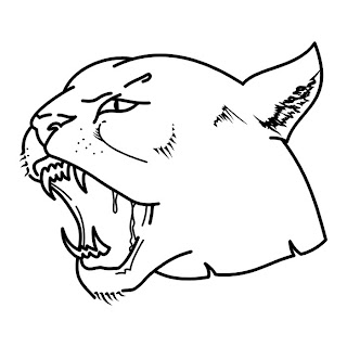 Gambar Tatto on Cats Tatto Black N White Tribal