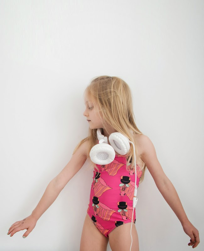 Coolest kids' swimwear for summer 2015! - Gardner and the Gang Patsy swimsuit