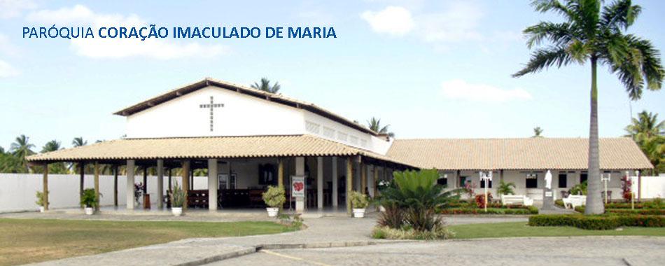 Paróquia Coração Imaculado de Maria - Aracaju