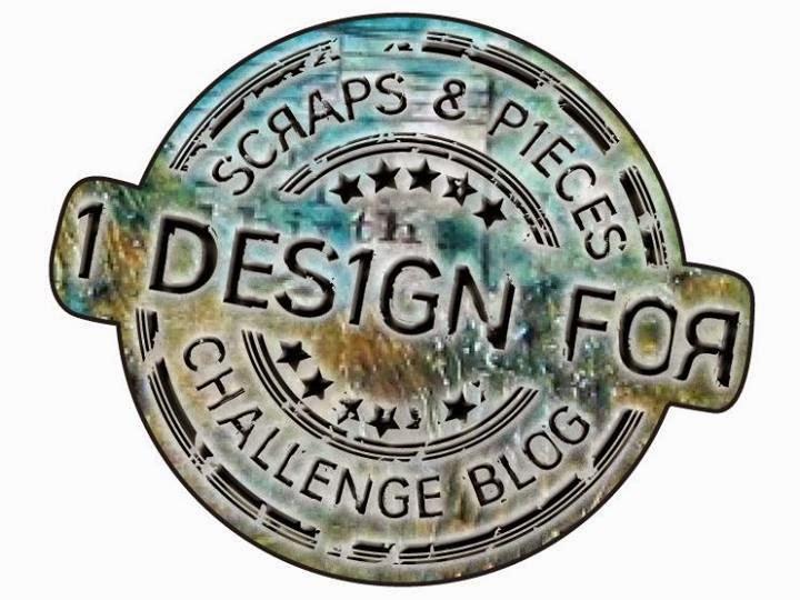 ScrapsnPieces Challenge Blog