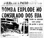 Explosão no consulado