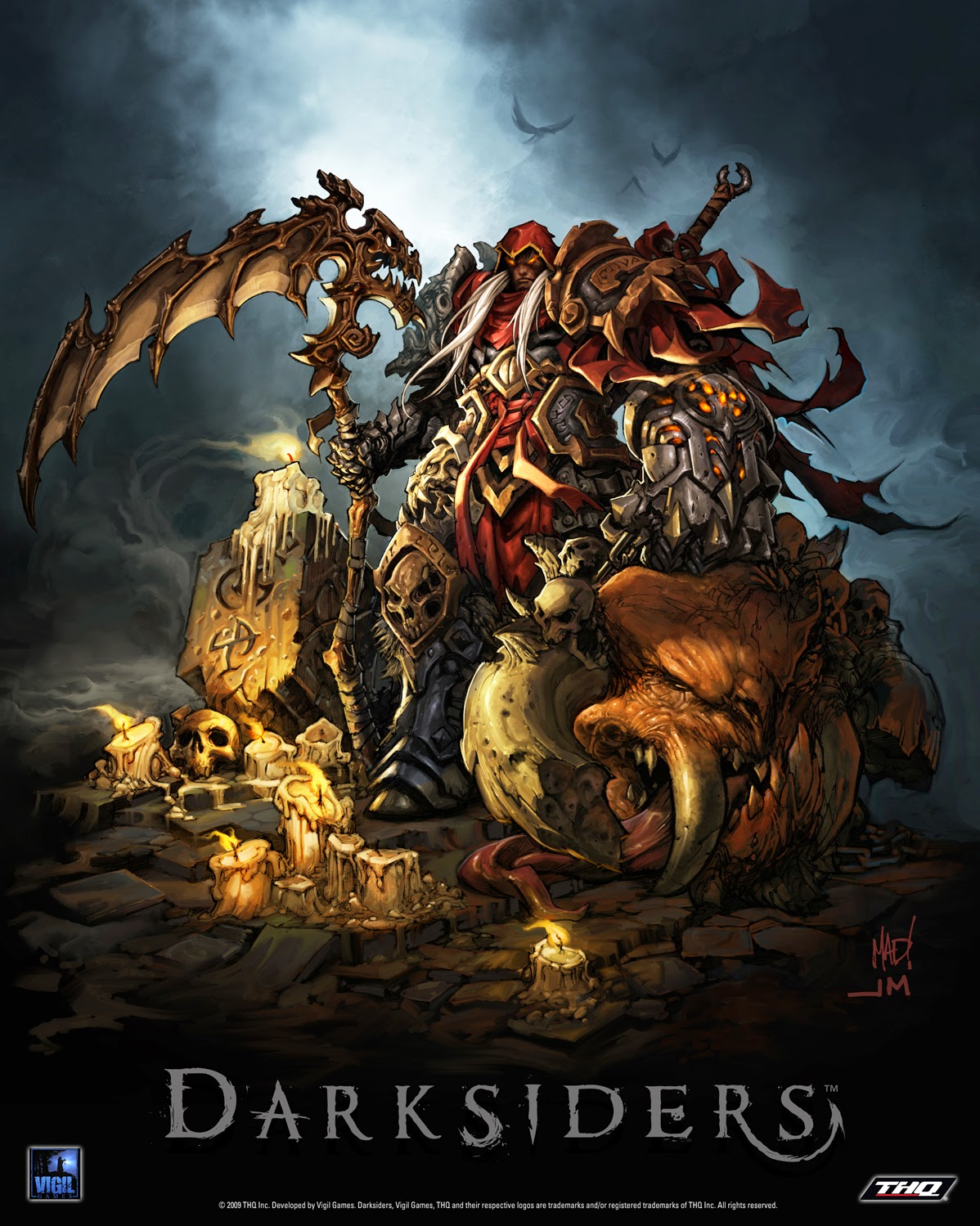 DARKSIDERS-BLACK BOX