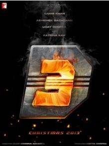 Dhoom 3 movie Free download in AVI 3gp mp4 mobile trailer