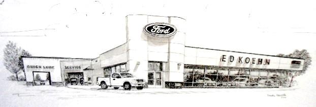 Ed Koehn Ford Lincoln
