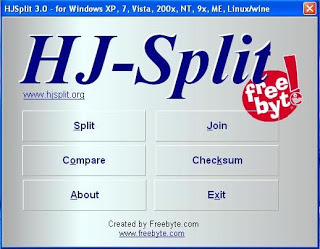 HJSplit 3.0 Full Version