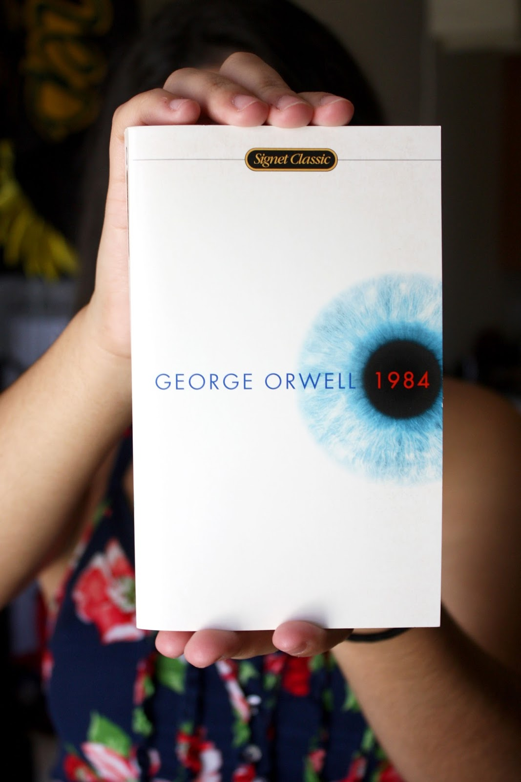 book review 1984 So are we living in 1984 by ian while it's tempting to hold the present moment up beside orwell's 1984, the book is more than a culture review podcasts.