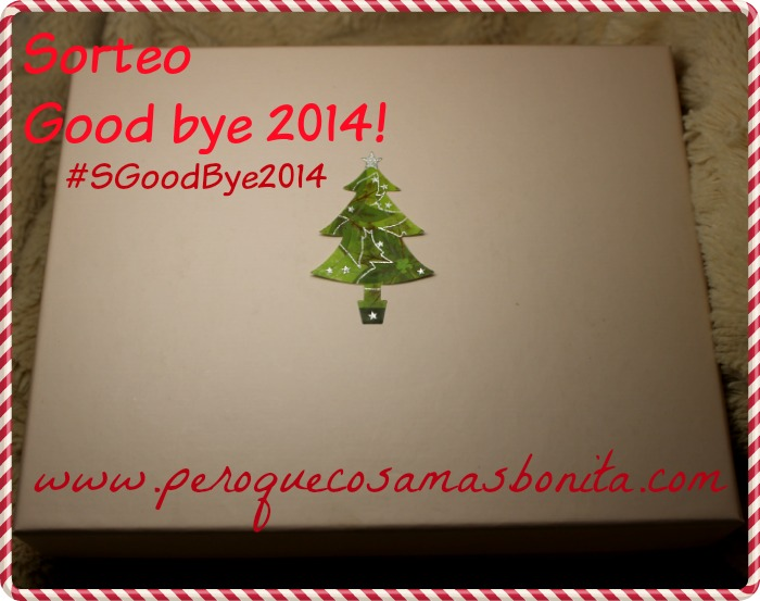 Sorteo Goodbye 2014