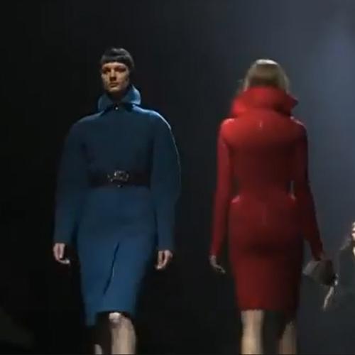 Lanvin őszi átmeneti kabát - átmeneti kabát divat idén ósszel