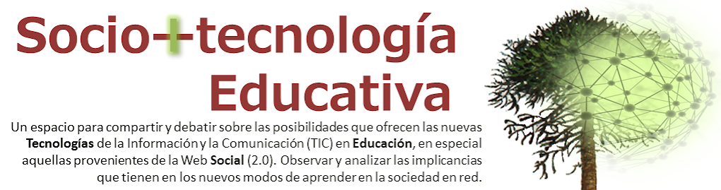 Sociotecnologa Educativa