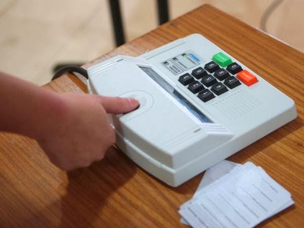 Recadastramento biométrico em Campina Grande