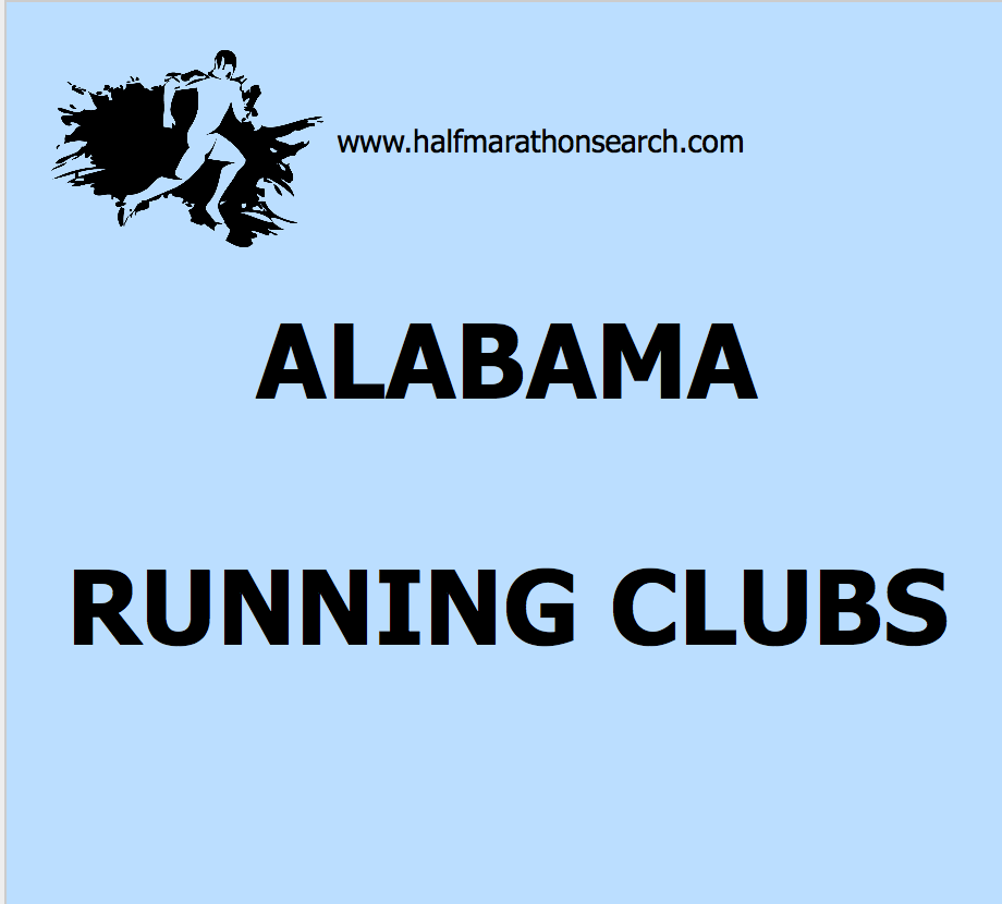 Alabama Running Clubs