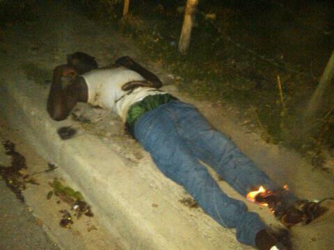 Haitiano se eletrocutó en Los Tocones-Bohechío