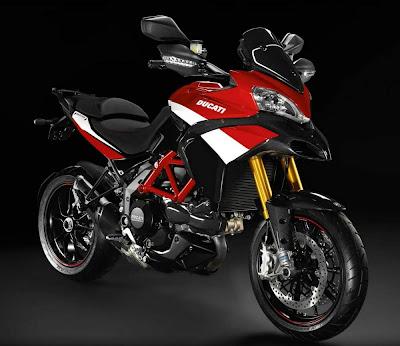 Ducati Multistrada 1200 S Pikes Peak Edição Especial