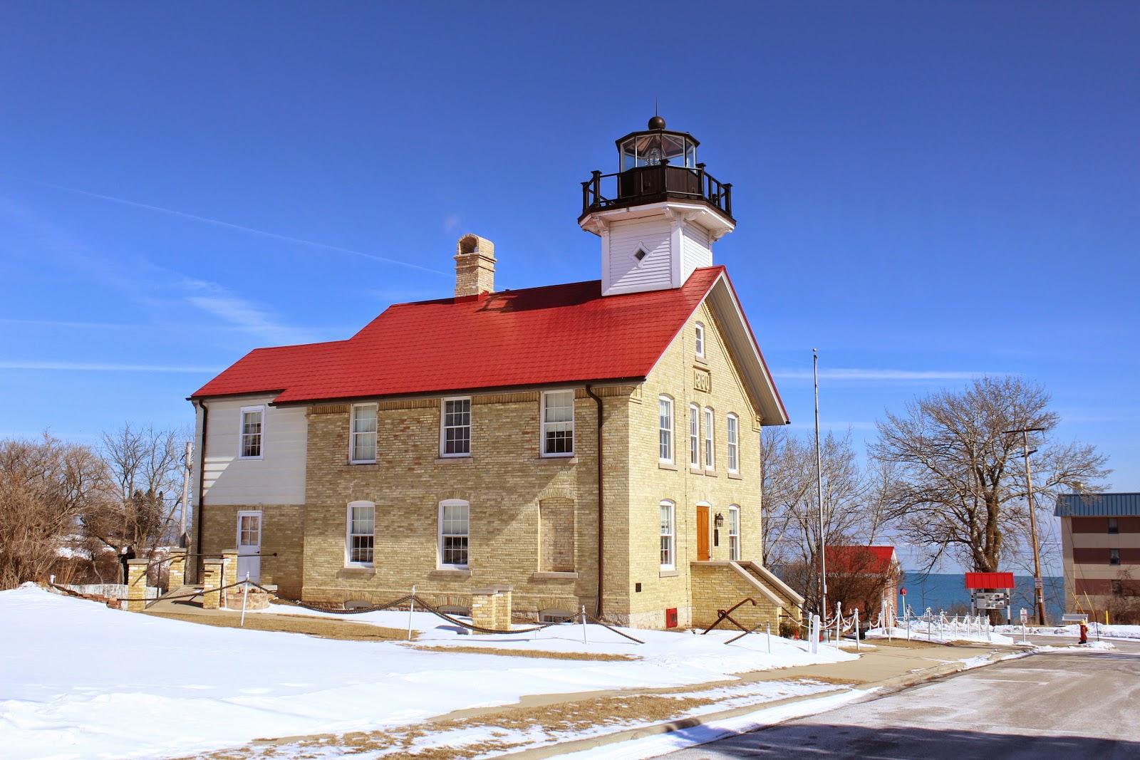 Wisconsin historical markers port washington light for Port washington wi