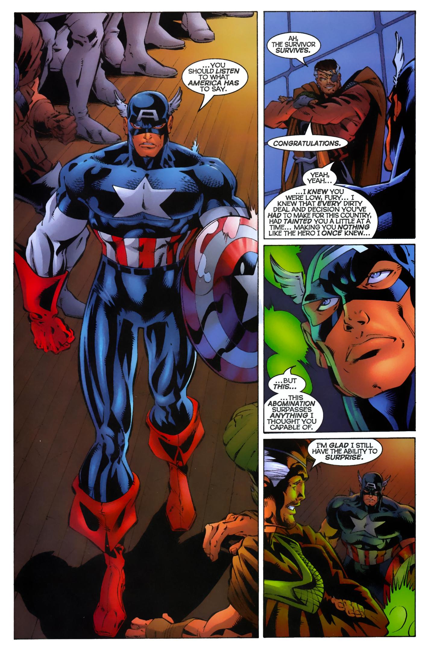 Captain America (1996) Issue #11 #11 - English 9
