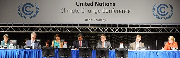 Bonn Climate Change Conference closing plenary June 15 2014.